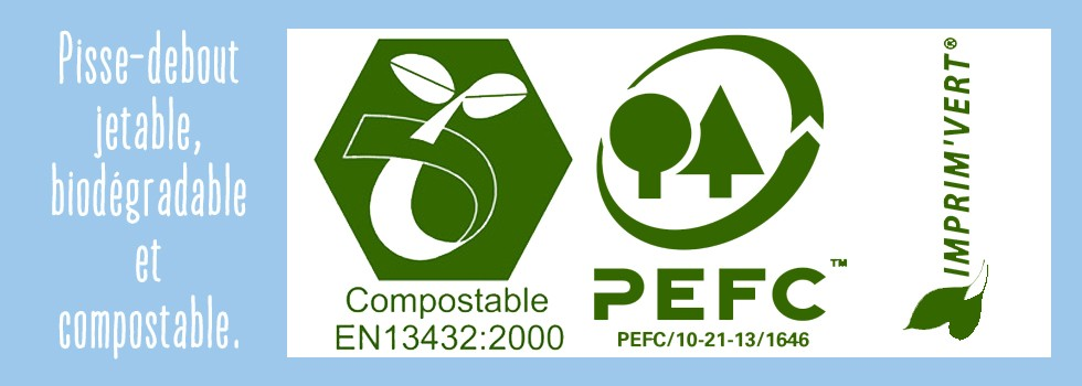 100% compostable
