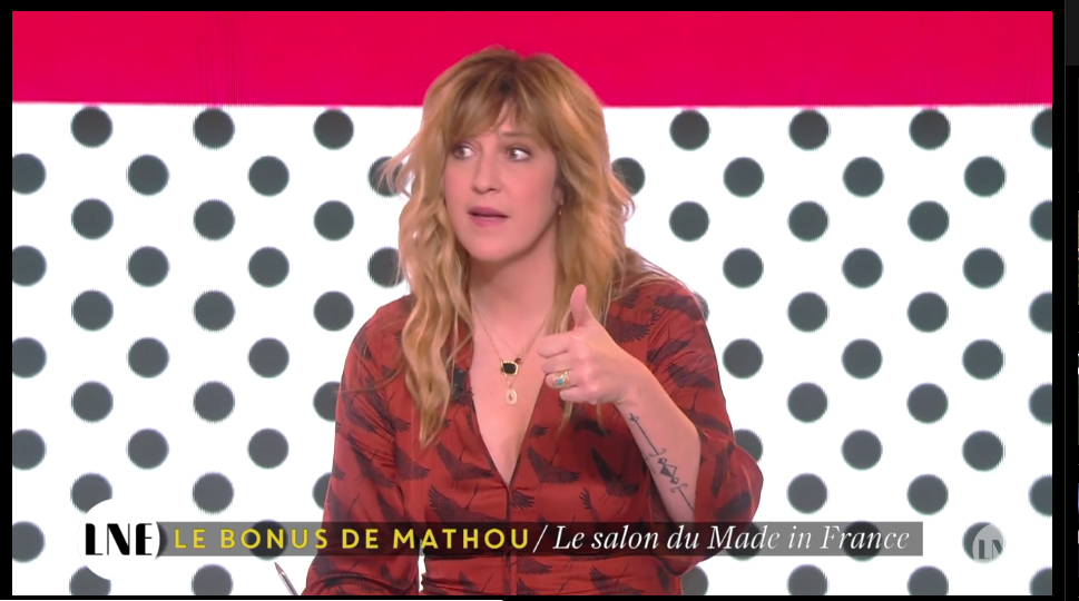 Bonus de Mathou, salon du Made In France
